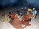 Around the fire with the Himba