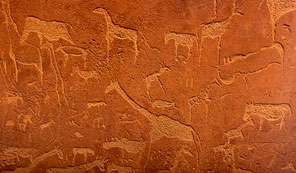 Petroglyphs, Twyfelfontein guided tours