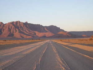 Travel Namibia